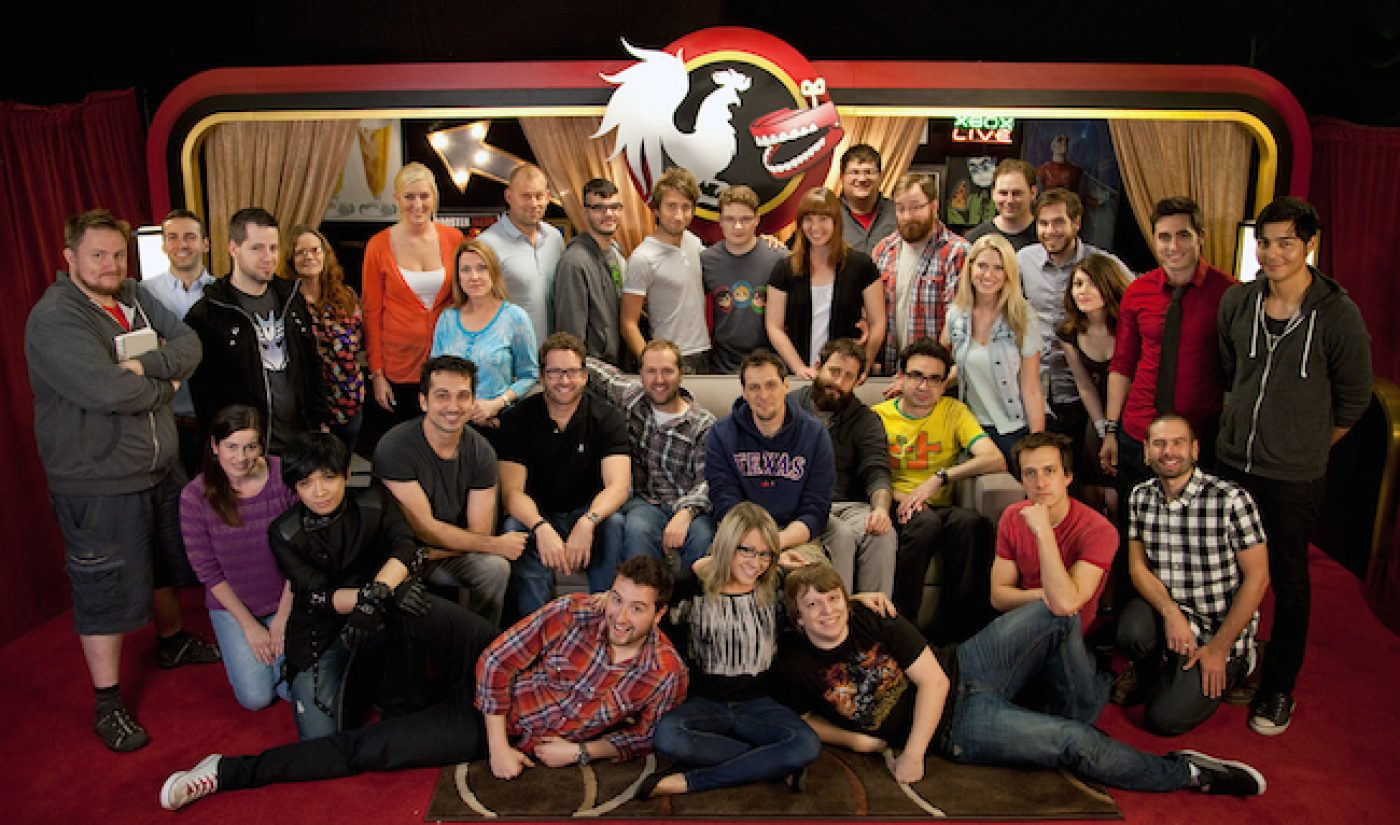Rooster Teeth: Insights From A Very Successful Entertainment Company