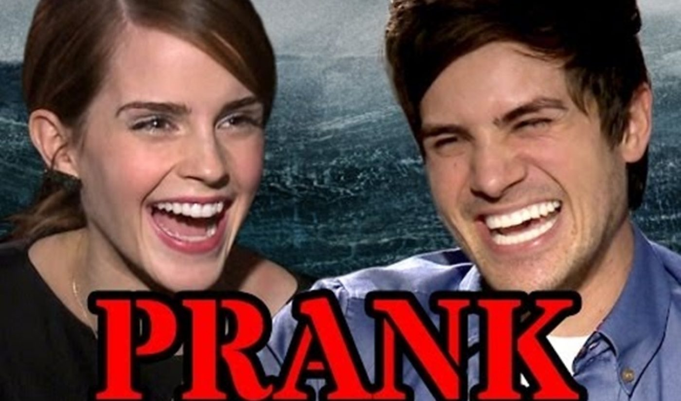 Smosh, Break, YouTube Jokesters 'Prank It Fwd' For Charity