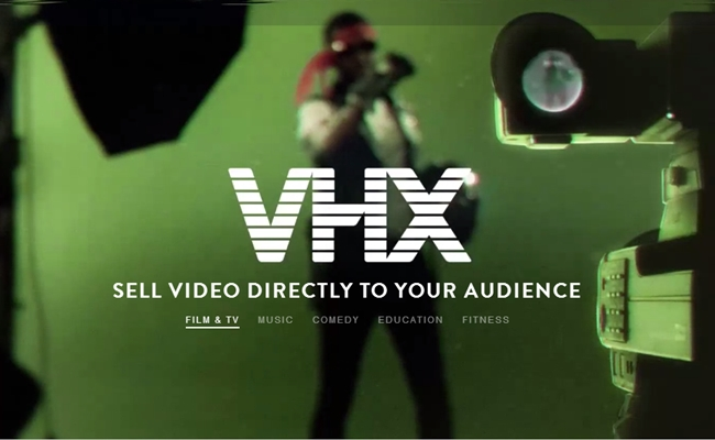VHX Brings Self-Distribution To The Online Video Masses