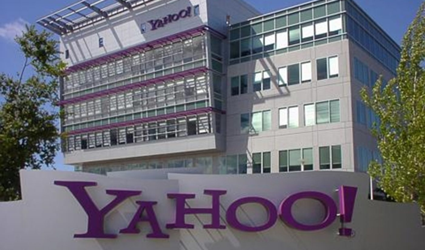 Yahoo May Try To Poach Some Of YouTube's Top Stars