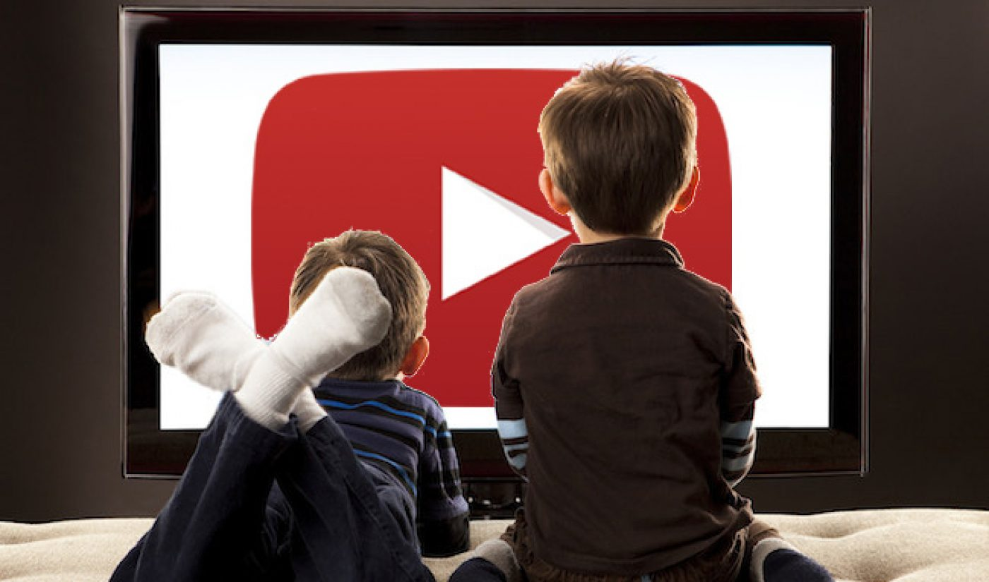 Is Google Building A YouTube Just For Kids?