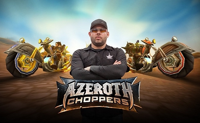 'World Of Warcraft' Rides Choppers To Web Series Success