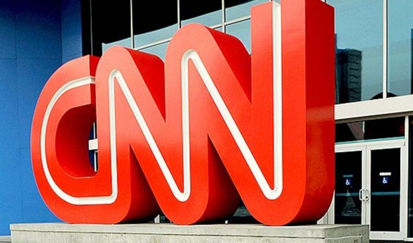 CNN Launches Digital Studio, Teases News Show For Twitter