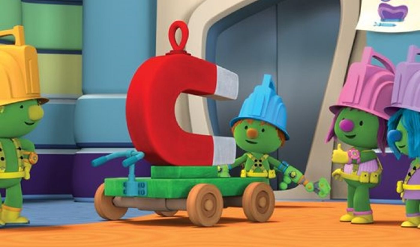 Jim Henson's 'Doozers' Star In First Original Series On Hulu Kids