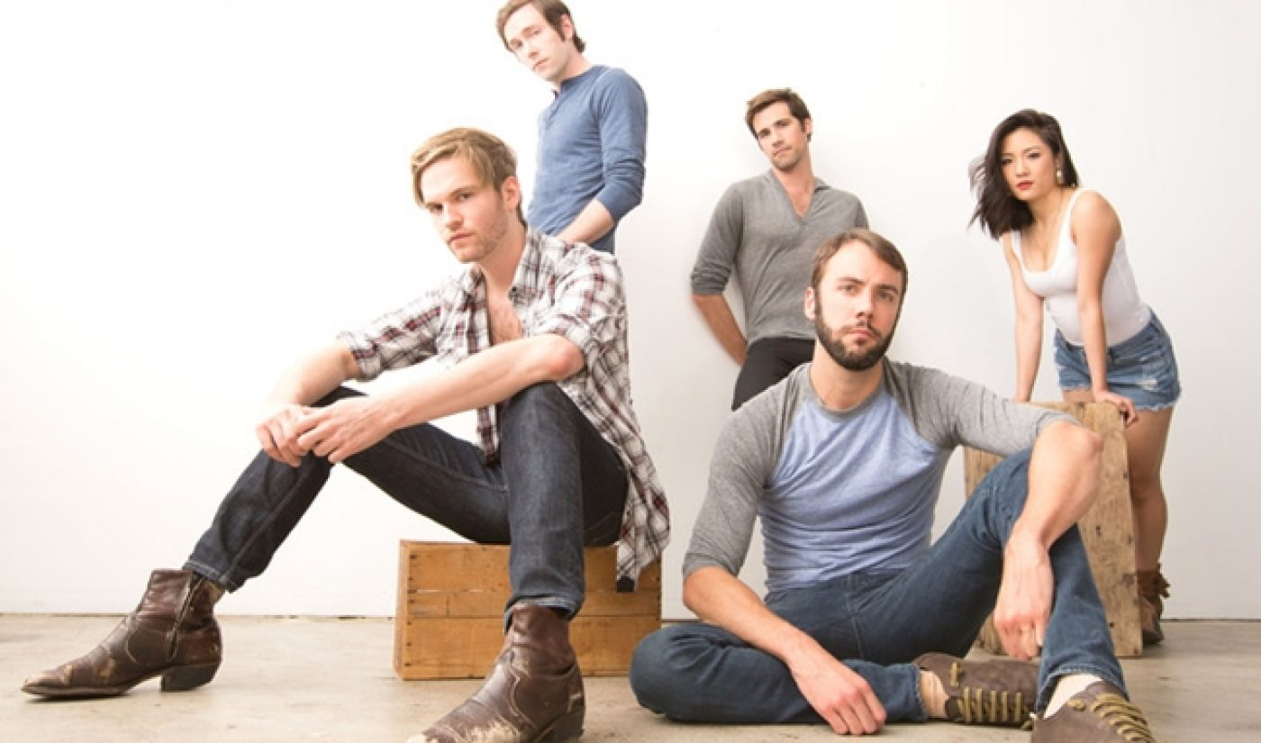Fund This: 'EastSiders' Wants $125,000 To Make Bigger Second Season