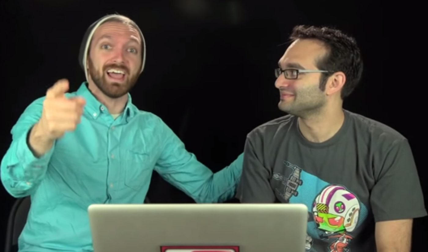 The Fine Bros To Bring 'React' Series To TV Via Nickelodeon