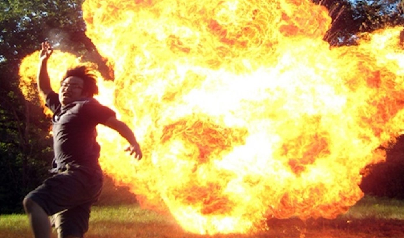Freddie Wong's RocketJump Strikes A Deal With Lionsgate