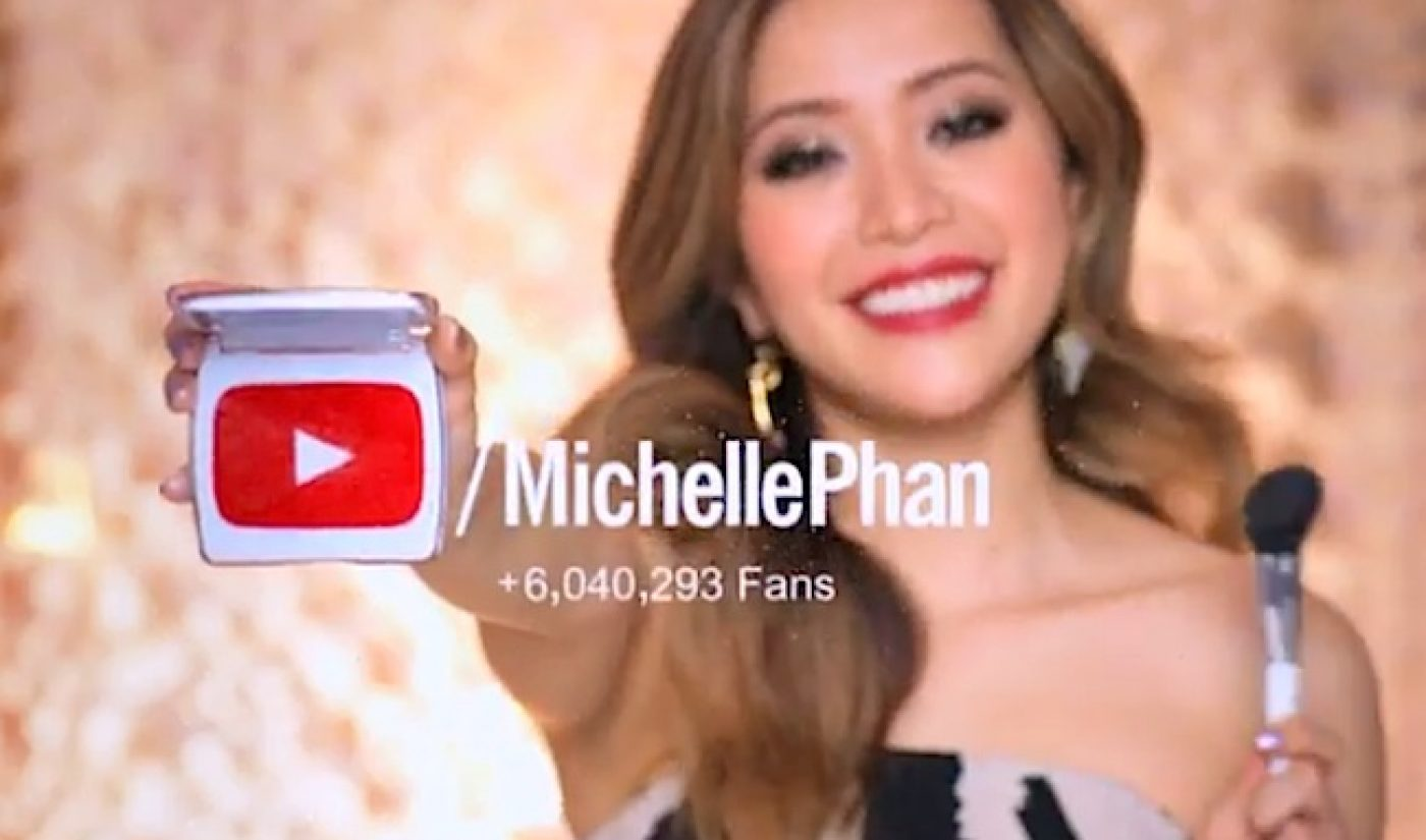 YouTube TV Ads Now Running For Michelle Phan, Bethany Mota, Rosanna Pansino