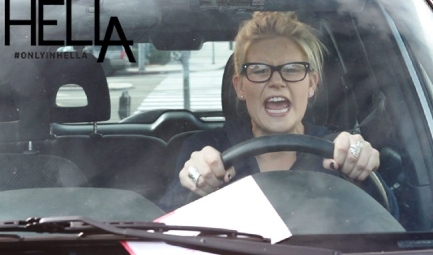 Fund This: 'HelLA' Seeks $15,000 For Second Round Of Bite-Size Skits