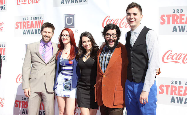 Elliott Morgan And Meg Turney Are Leaving Sourcefed