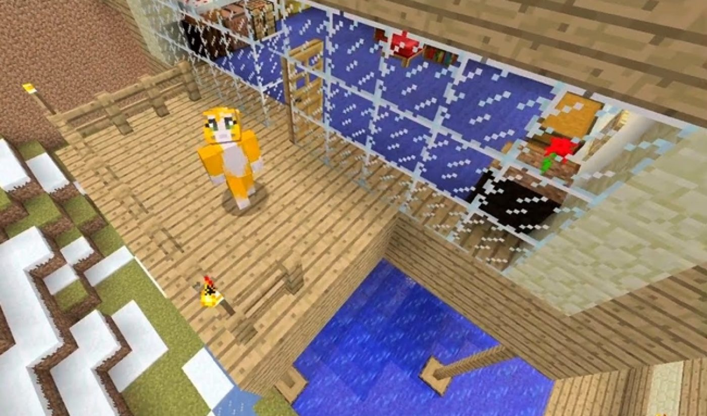 YouTube 'Minecraft' Gamer Stampylonghead To Launch Educational Channel