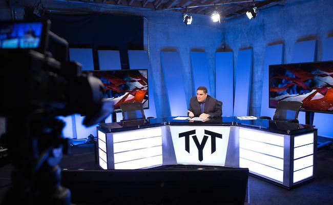 YouTube News Network The Young Turks Raises $4 Million In Funding