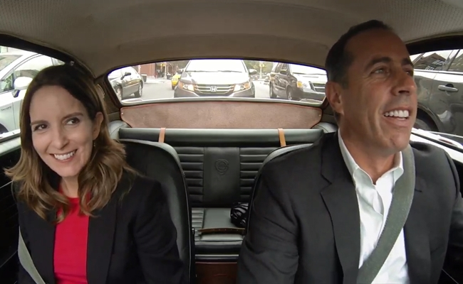 tina-fey-jerry-seinfeld-comedians-in-cars-getting-coffee