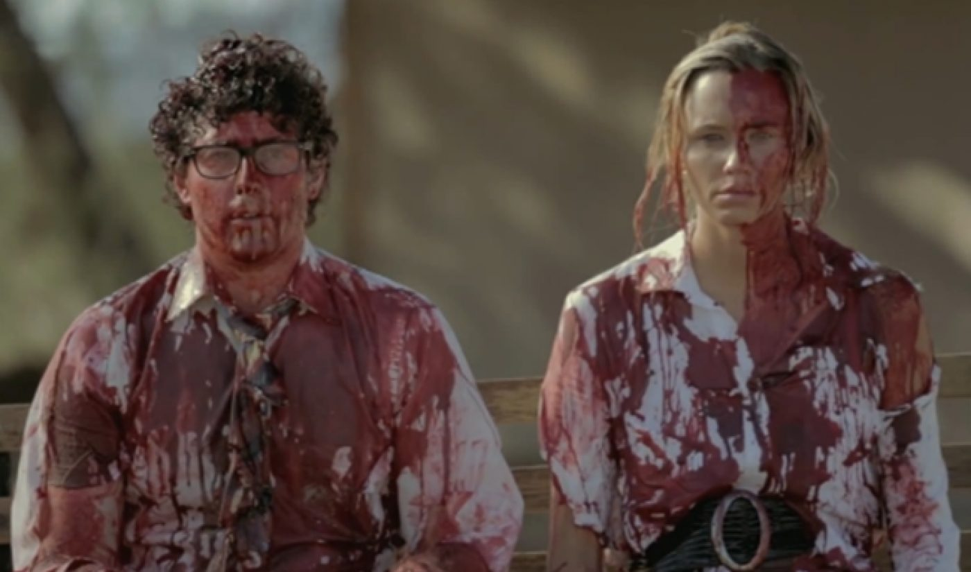 Indie Spotlight: 'Bad Timing' Is A Zombie Web Series Without Zombies