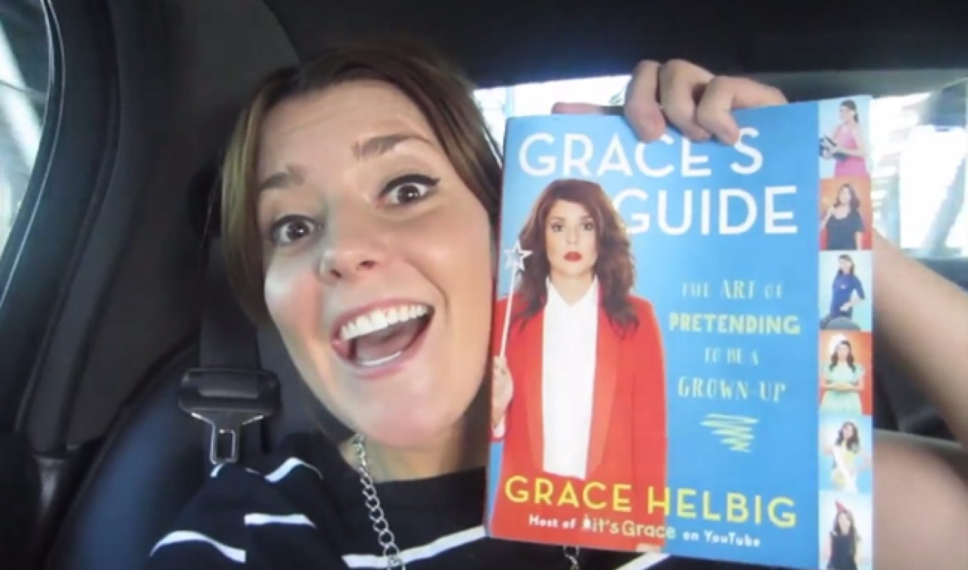Grace Helbig Wrote A Book, And It's Available For Preorder