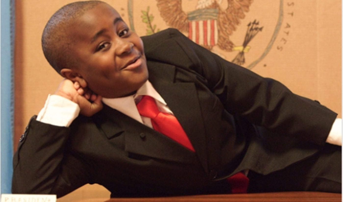 Kid President's 'Declaration Of Awesomeness' TV Show Gets Debut Date