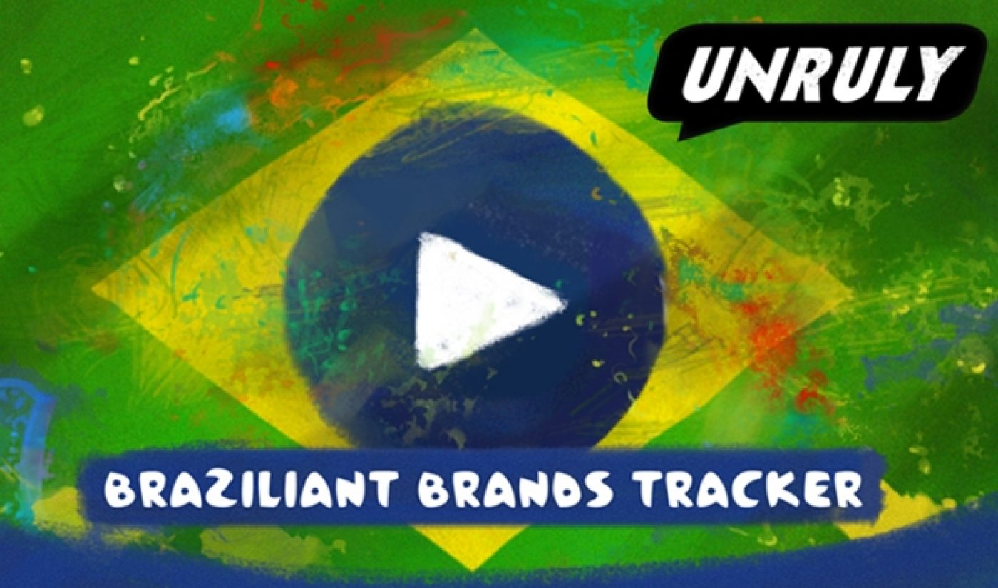 Here Are The Eleven Best World Cup Brands On YouTube (So Far)