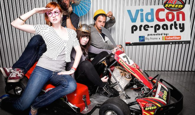 Join Us At Tubefilter's 4th Annual VidCon Pre-Party on Wednesday