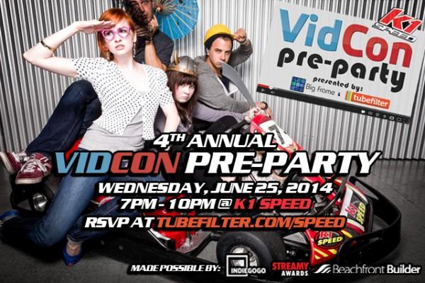 VidCon_Pre-Party_2014