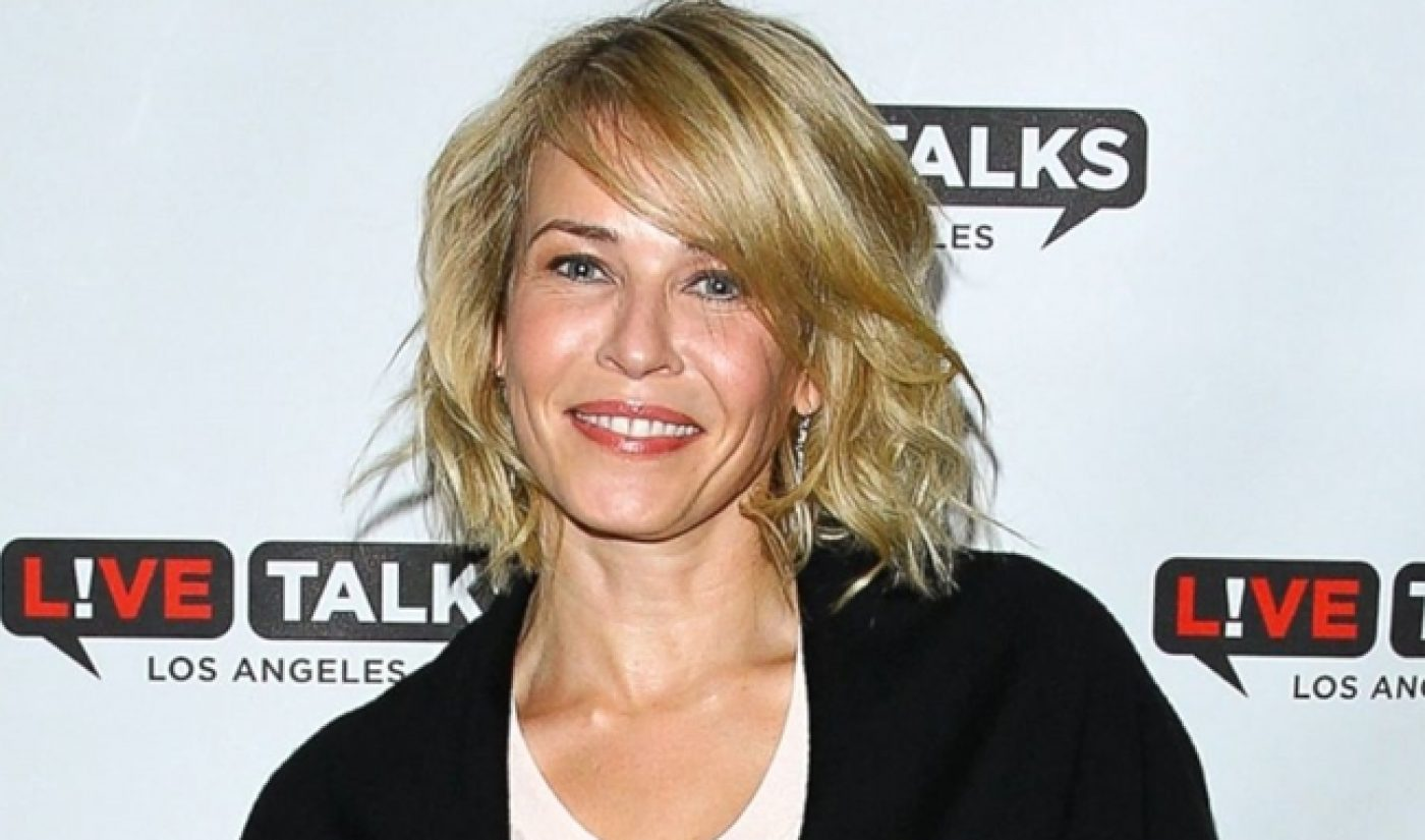 Chelsea Handler To Debut Netflix Talk Show In 2016