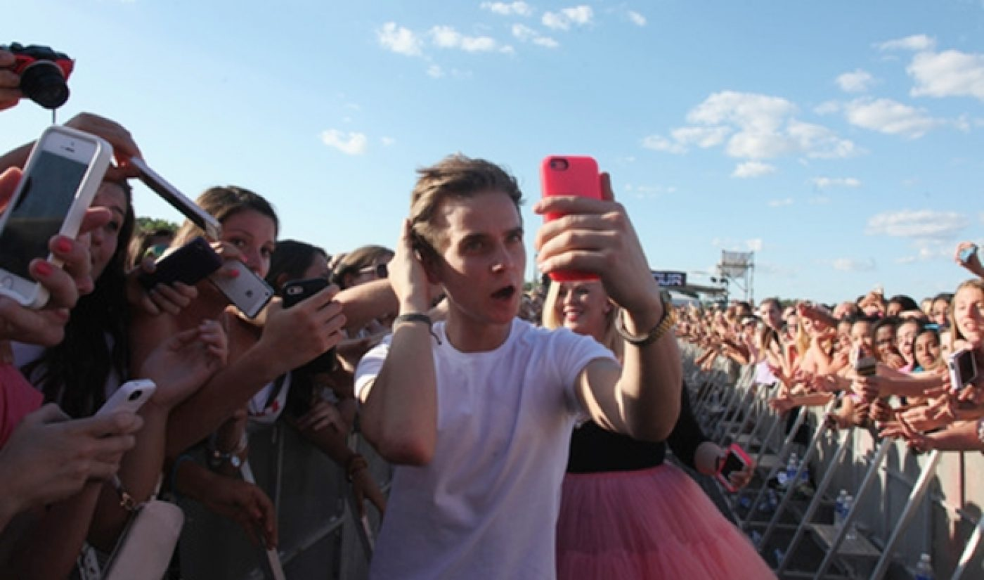 12,500 YouTube And Vine Fans Line Up For Digifest NYC
