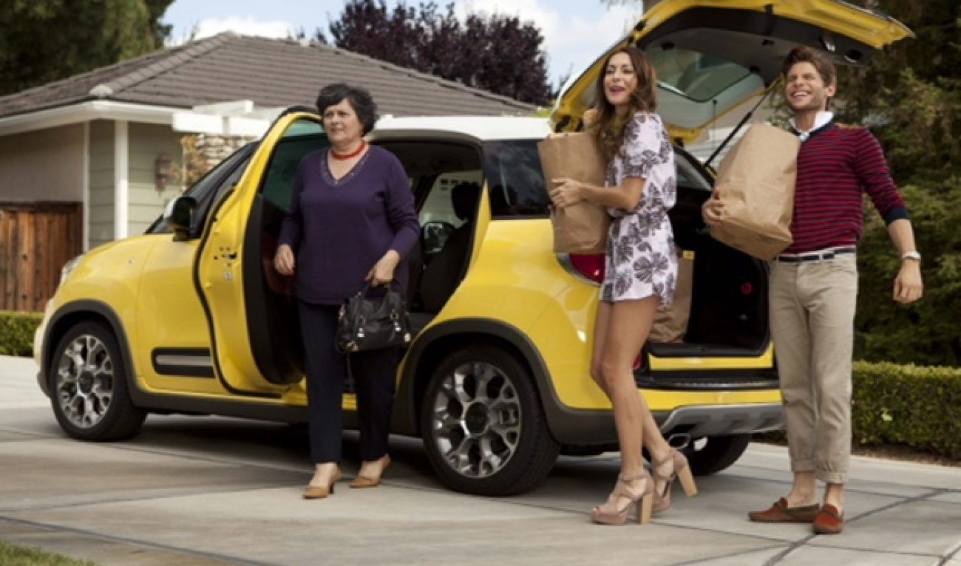 Funny Or Die Turns Branded Video Into Fiat-Sponsored Web Series