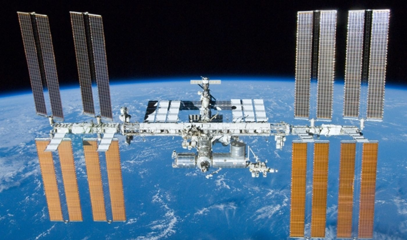 Astronauts Are Now Making Vine Videos In Space
