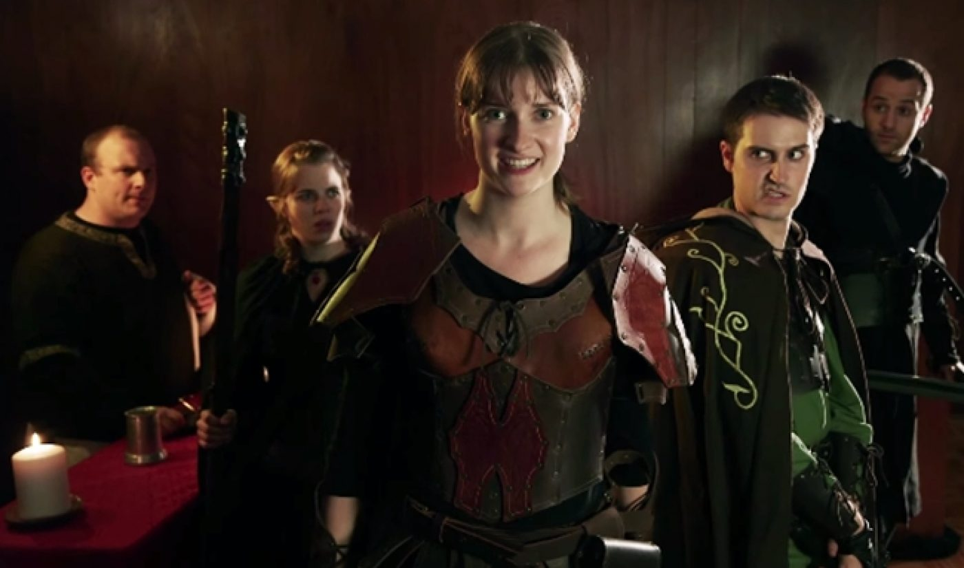 Indie Spotlight: 'LARPs' Is The Latest Spin On 'The Guild'