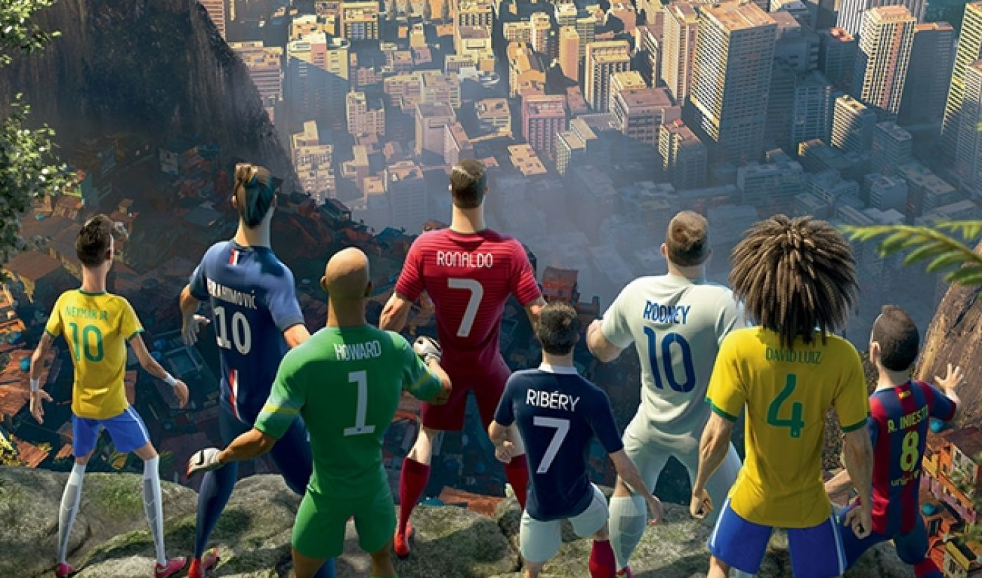World Cup Ads Already Up To 1.2 Billion Minutes Of YouTube Watch Time