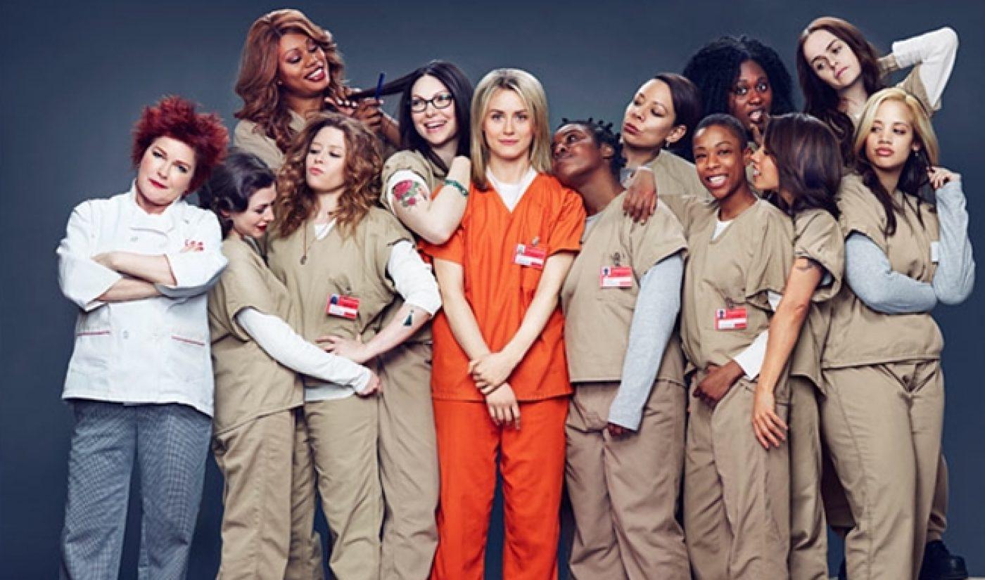 'Orange Is The New Black' Begins Season Two On Netflix