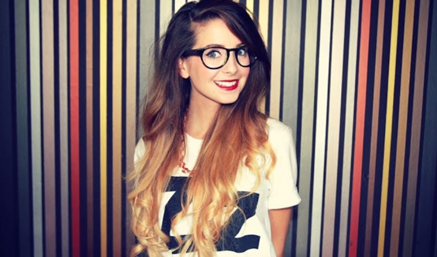 YouTuber Zoella To Pen Two Novels Through Book Deal With Penguin