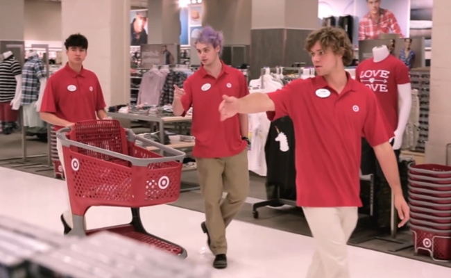 Target Enlists Pop-Rockers 5 Seconds Of Summer For Branded Video