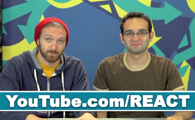 The Fine Bros' React Channel Gets Over 500,000 Subscribers In One Day