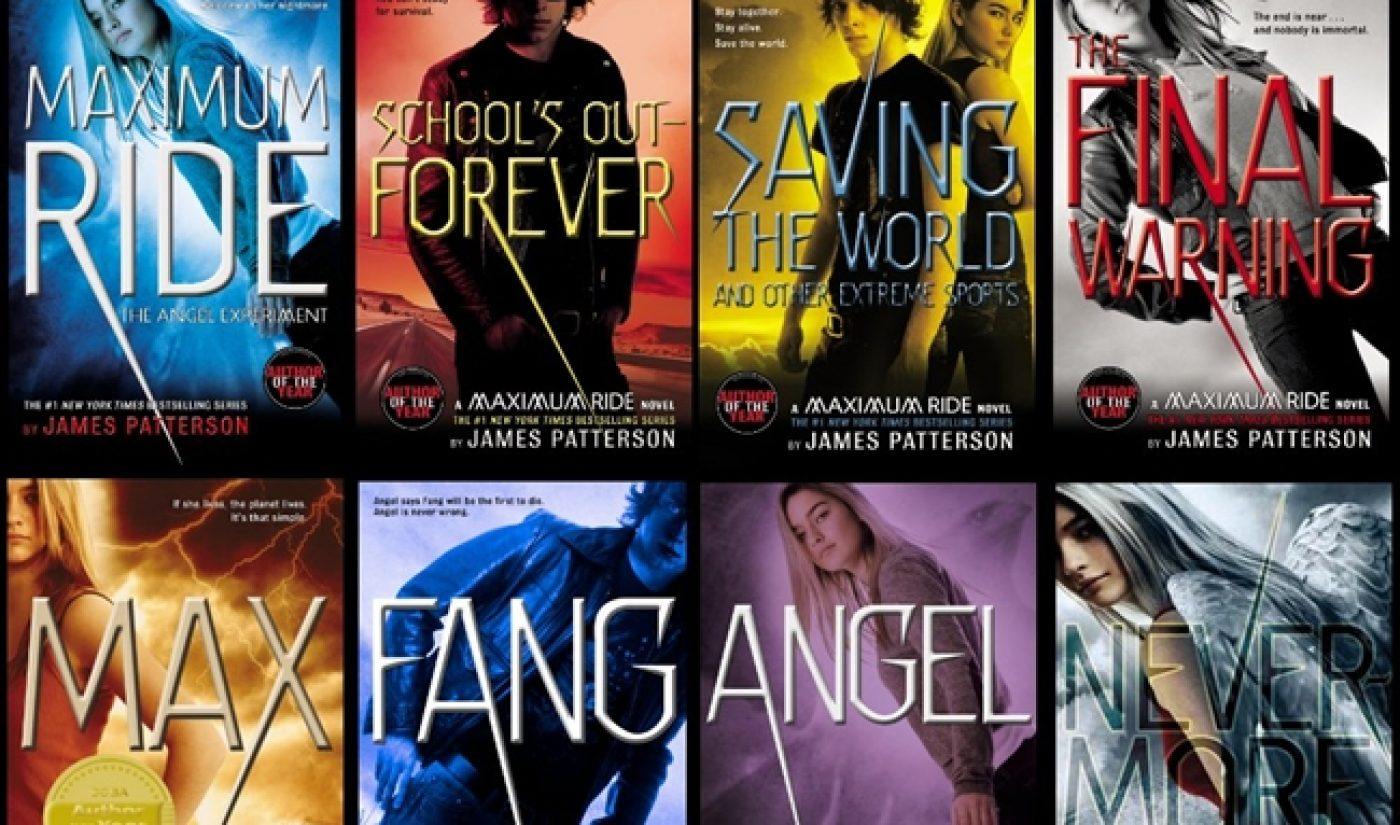 Collective Digital Studio To Adapt YA Franchise From James Patterson