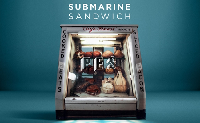 Fund This: Stop-Motion Animator PES Serves Up 'Submarine Sandwich'
