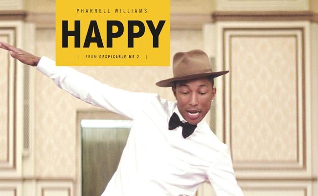 happy p.williams youtube