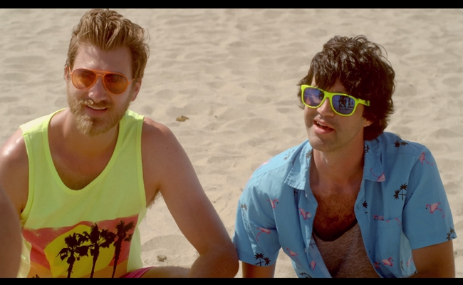 Rhett And Link Go On Vacation In A Branded Music Video Masterstroke