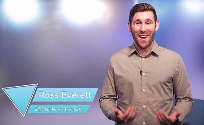 Ross Everett's 'New Show' Launches Its First Episode