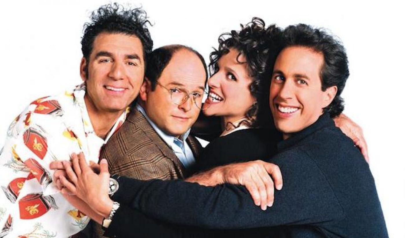 'Seinfeld' May Soon Be Headed To Netflix