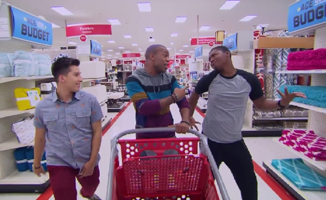 Todrick Hall Kicks Off Target's 'Best Year Ever' In The Dorm Room