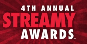 Nominees Announced for the 4th Annual Streamy Awards by Bree Brouwer of Tubefilter