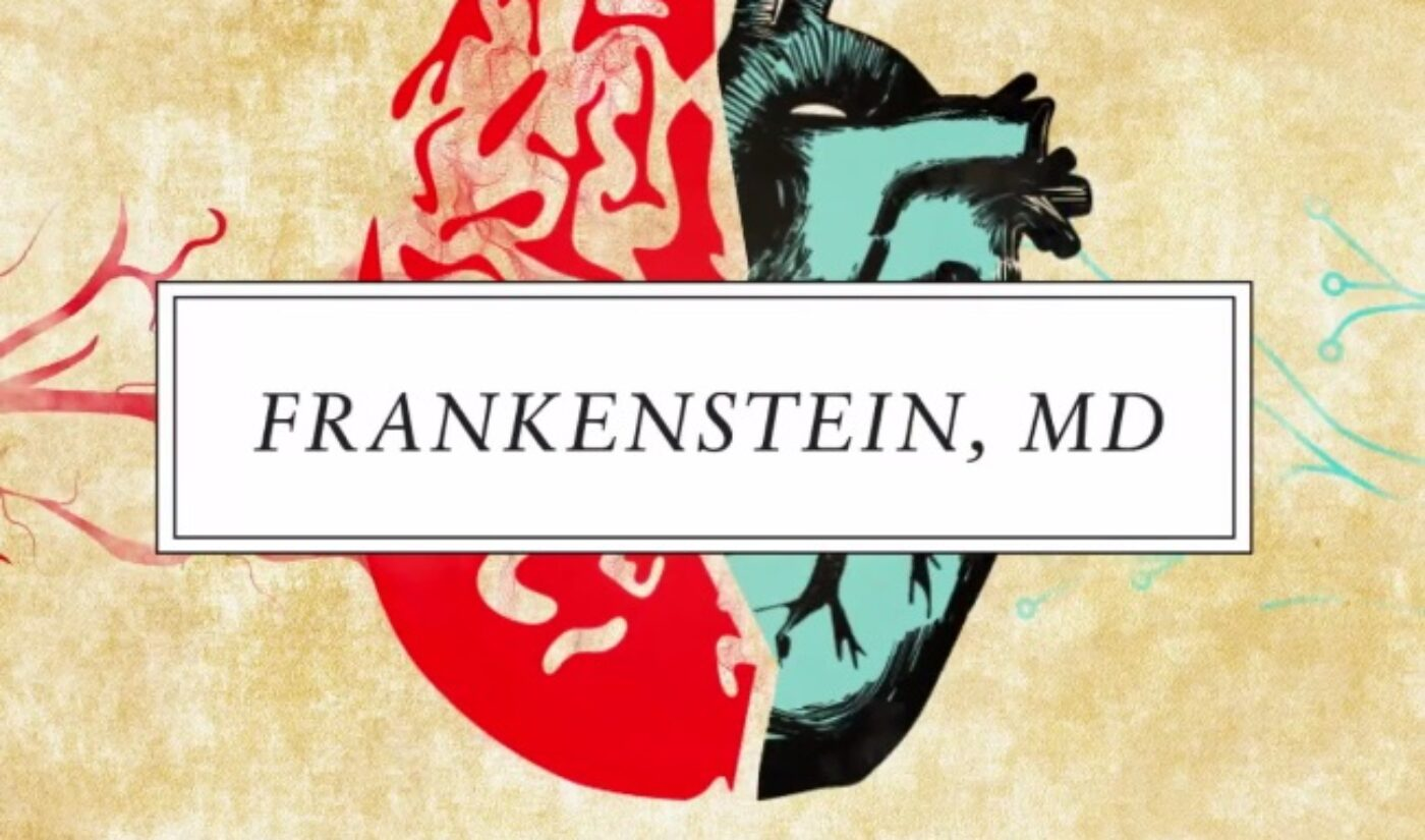 PBS And Pemberley Digital's 'Frankenstein, MD' Comes Alive