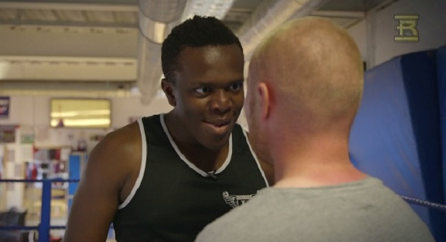 Endemol Partners With YouTube Gamer KSI On New Sports Channel by Bree Brouwer of Tubefilter
