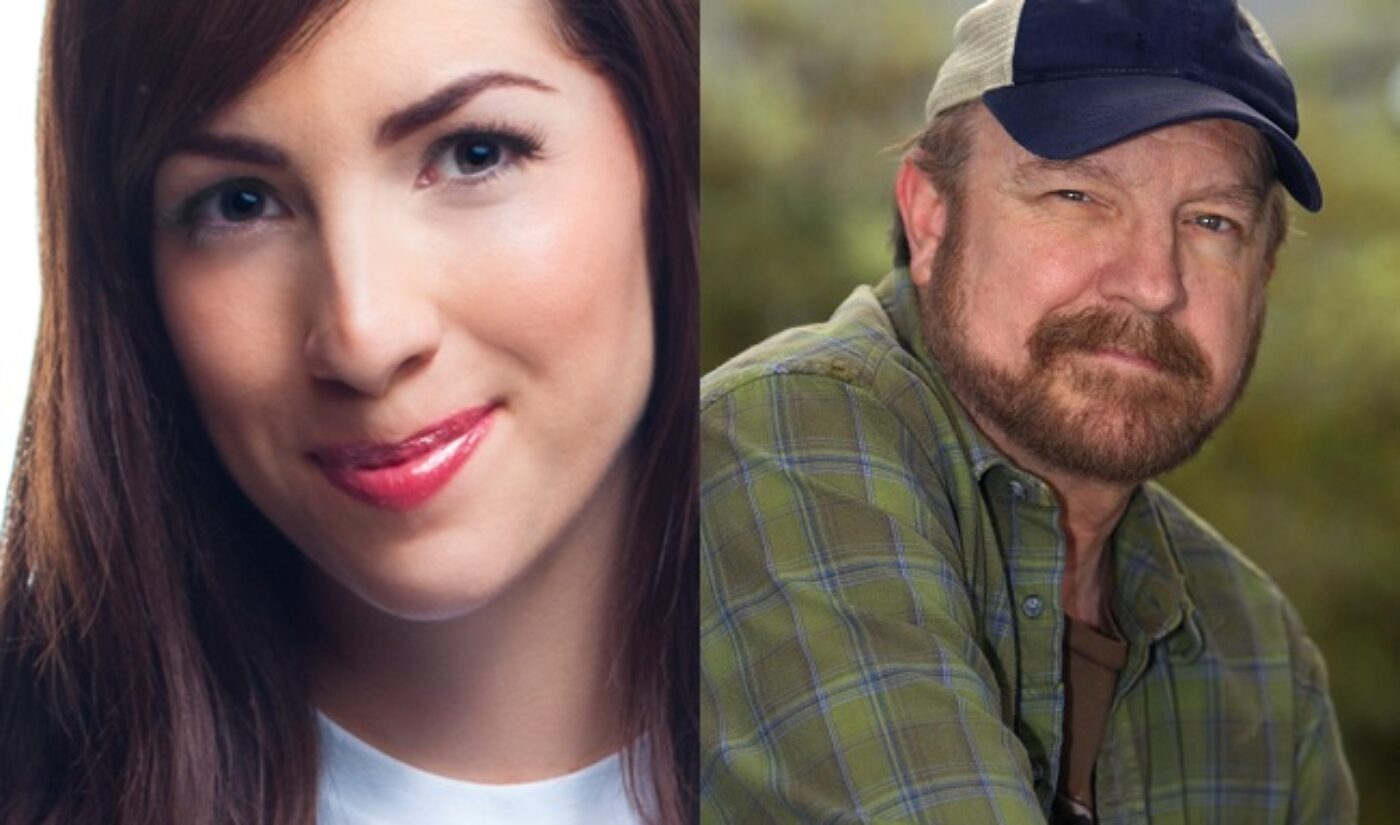 'The New Adventures of Peter + Wendy' Casts Strawburry17, Jim Beaver