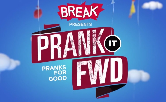 'Prank it FWD' Returns to Break.com This November by Bree Brouwer of Tubefilter
