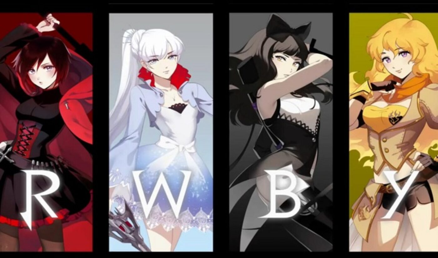 Rooster Teeth's 'RWBY' Will Be First American Anime Exported to Japan