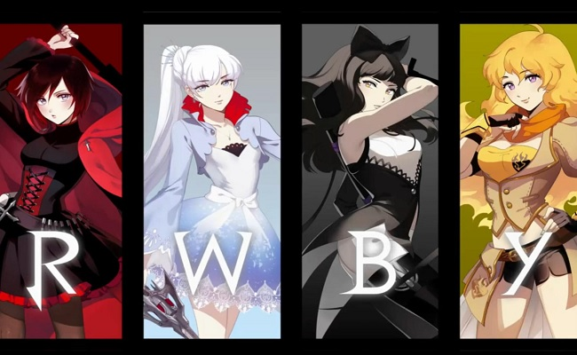 Rooster Teeth's 'RWBY' Will Be First American Anime Exported to Japan by Bree Brouwer of Tubefilter