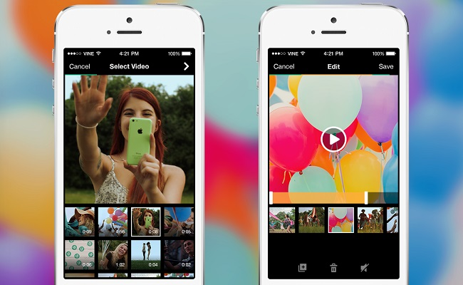 Vine Now Lets Users Edit And Upload Videos by Bree Brouwer of Tubefilter