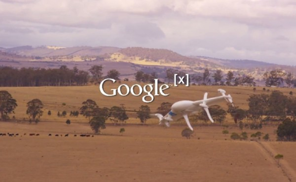 Google Wows Viewers With Its Project Wing Demo