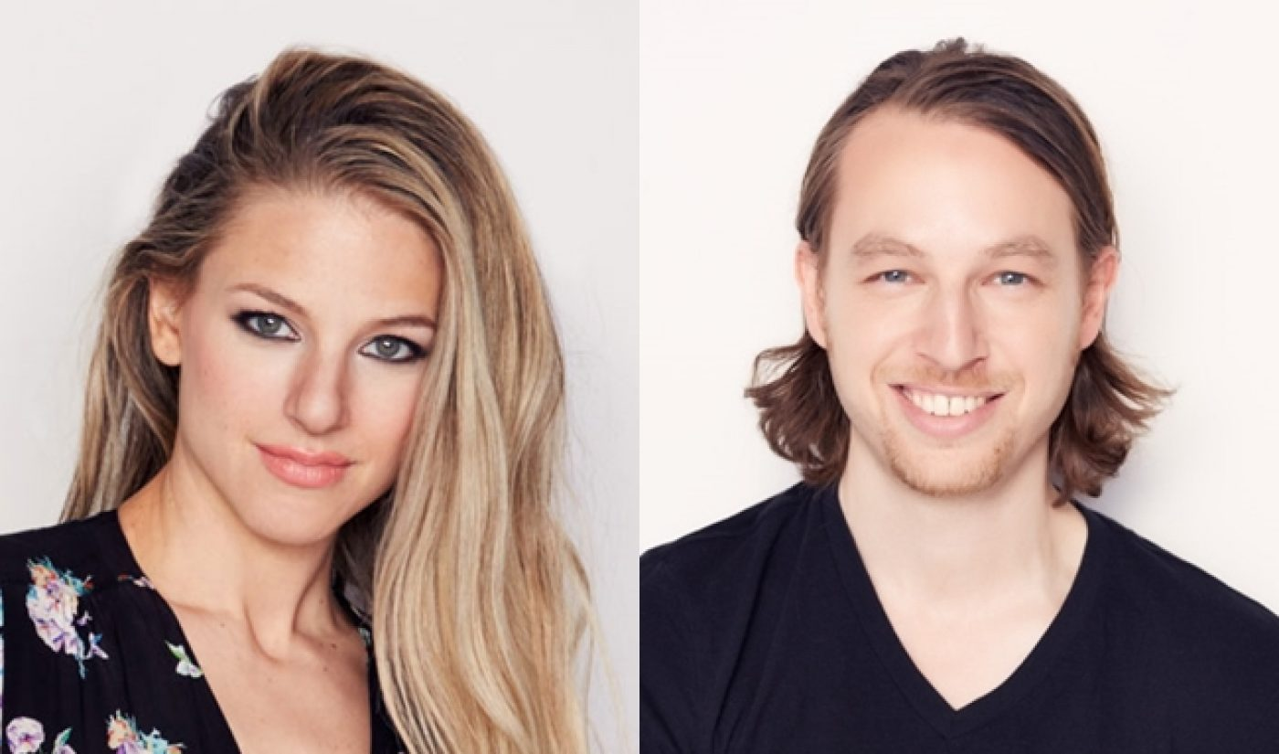 Maker Studios Co-Founders Lisa And Ben Donovan Leave The Company
